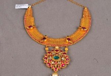 New Gold Necklace Collection