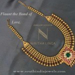 Gold Antique Necklace Design