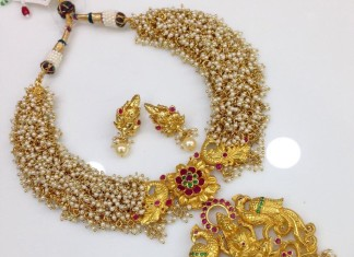 9ea197add Latest One Gram Gold Jewellery Designs