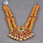 Two Layer Gold Antique Haram Design