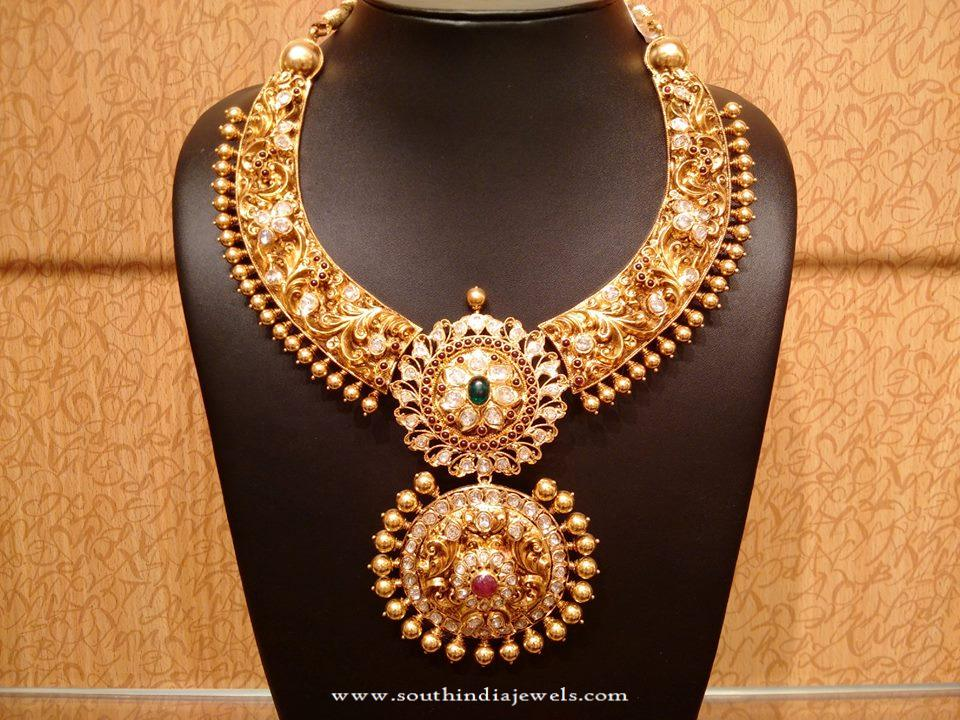 Latest Model Gold Bridal Jewellery Designs 2016