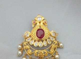 20 Grams Gold Pendant