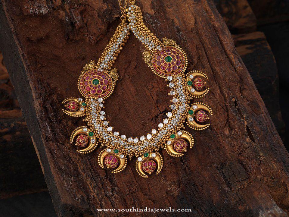 Antique Kemp Jewellery Necklace
