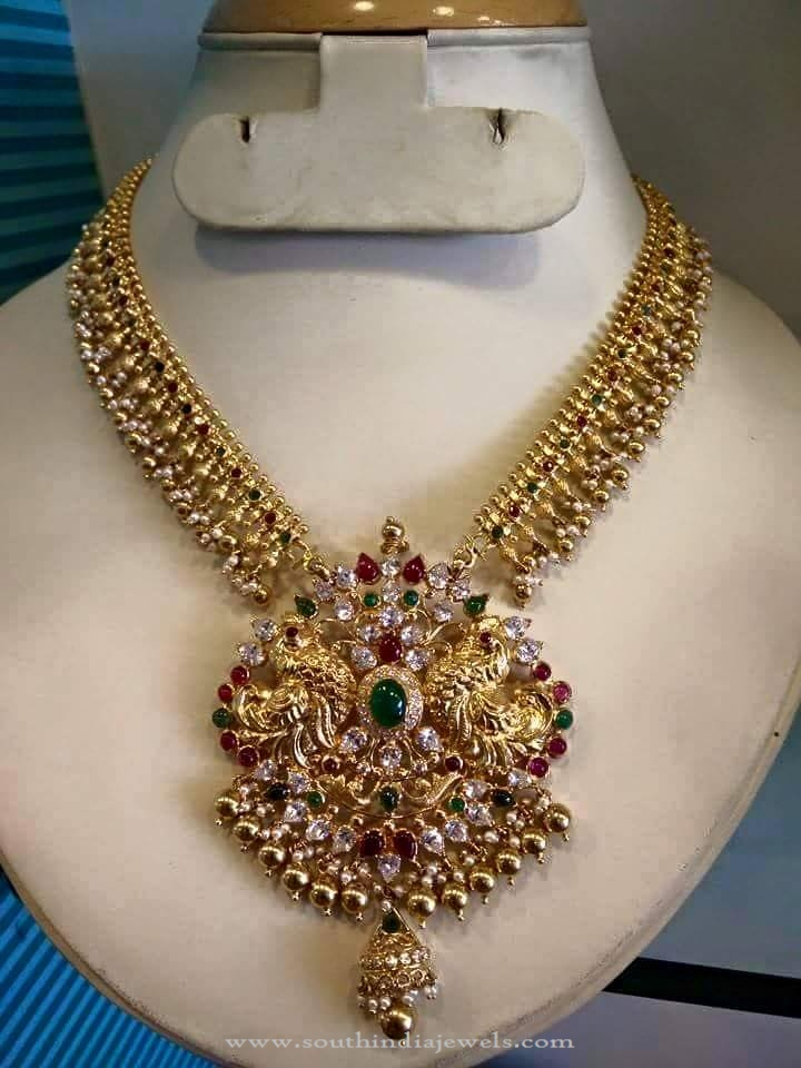 Beautiful Gold Necklace Designs