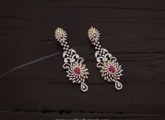 Designer Diamond Earrings 2016