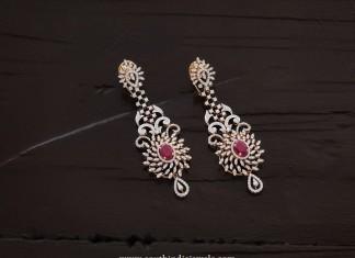 Designer Diamond Earrings 2016