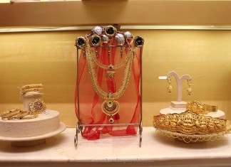 Latest Gold Bridal Jewellery Designs
