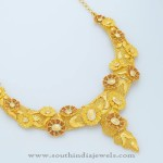 22K Gold Designer Necklace from Josco Jewellers