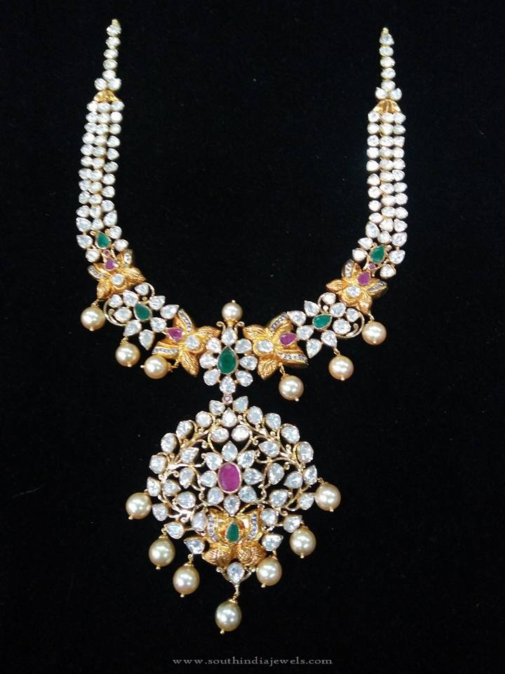 22K Gold Jewellery Necklace