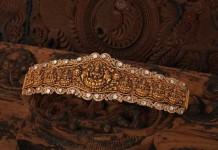 Gold Temple Jewellery Vadanam