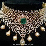 Diamond Jewellery Designs – Massive Choker!