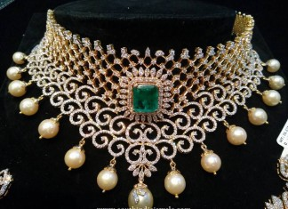 Latest Indian Diamond Jewellery Designs