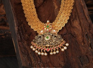 Indian Antique Bridal Jewellery Necklace