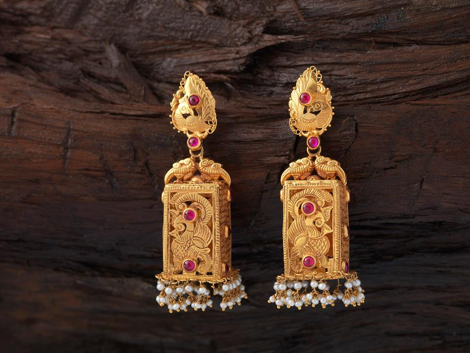 Latest Designer Jhumka Navrathan