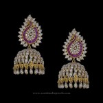 New Diamond Jhumka Design