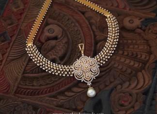 New Model Diamond Necklace