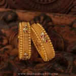 South Indian Antique Bangle Design