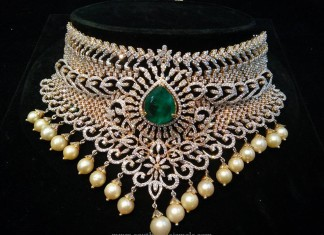 South Indian Diamond Jewellery Designs
