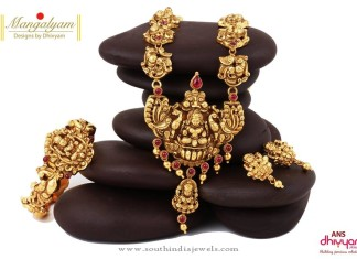 Latest Temple Jewellery Designs