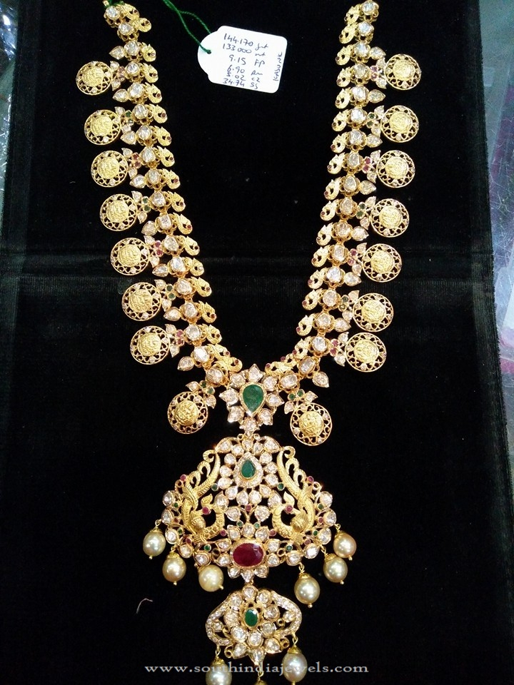 Traditional Gold Necklace Sets