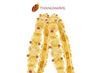 Beautiful Gold Bridal Bangles