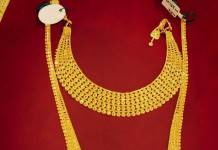 Gold Bridal Jewellery Collections 2016