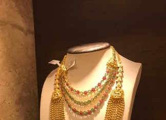 Latest Gold Bridal Jewellery Collections