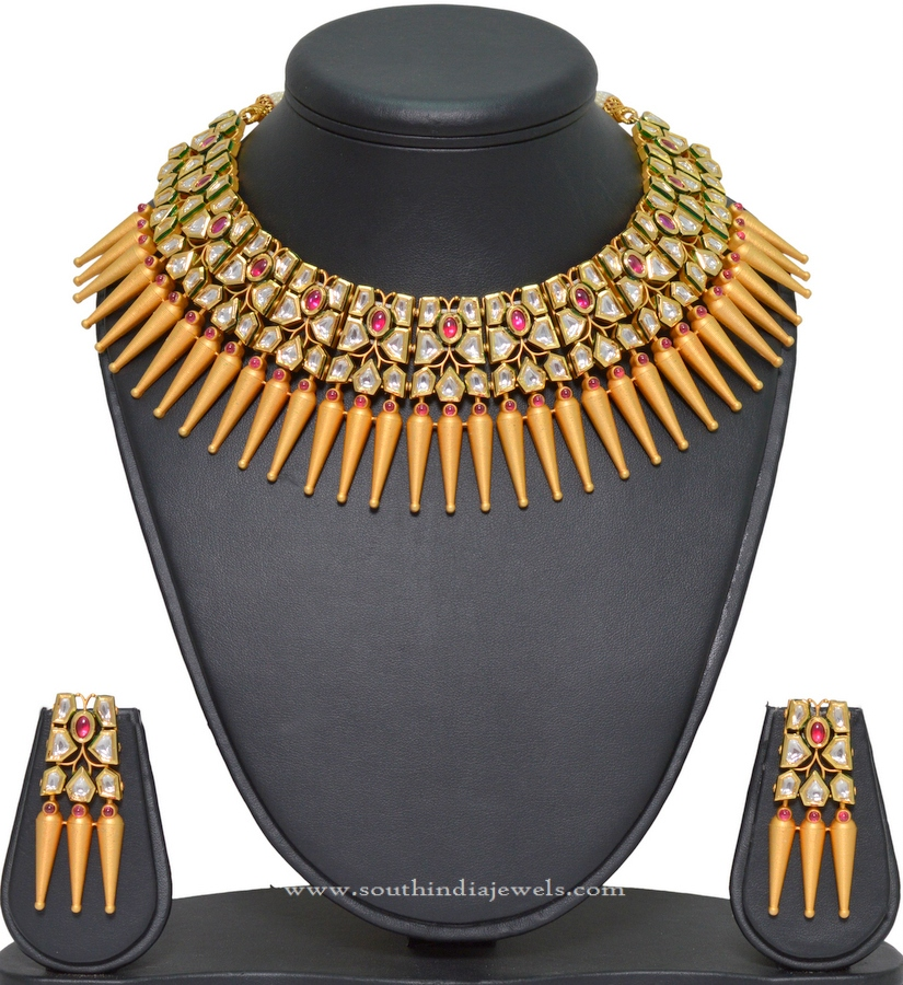 Kerala Traditional Jewellery Sets