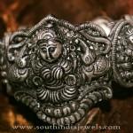 Pure Silver Nakshi Kada