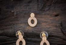 Simple CZ Pendant Set For Chains