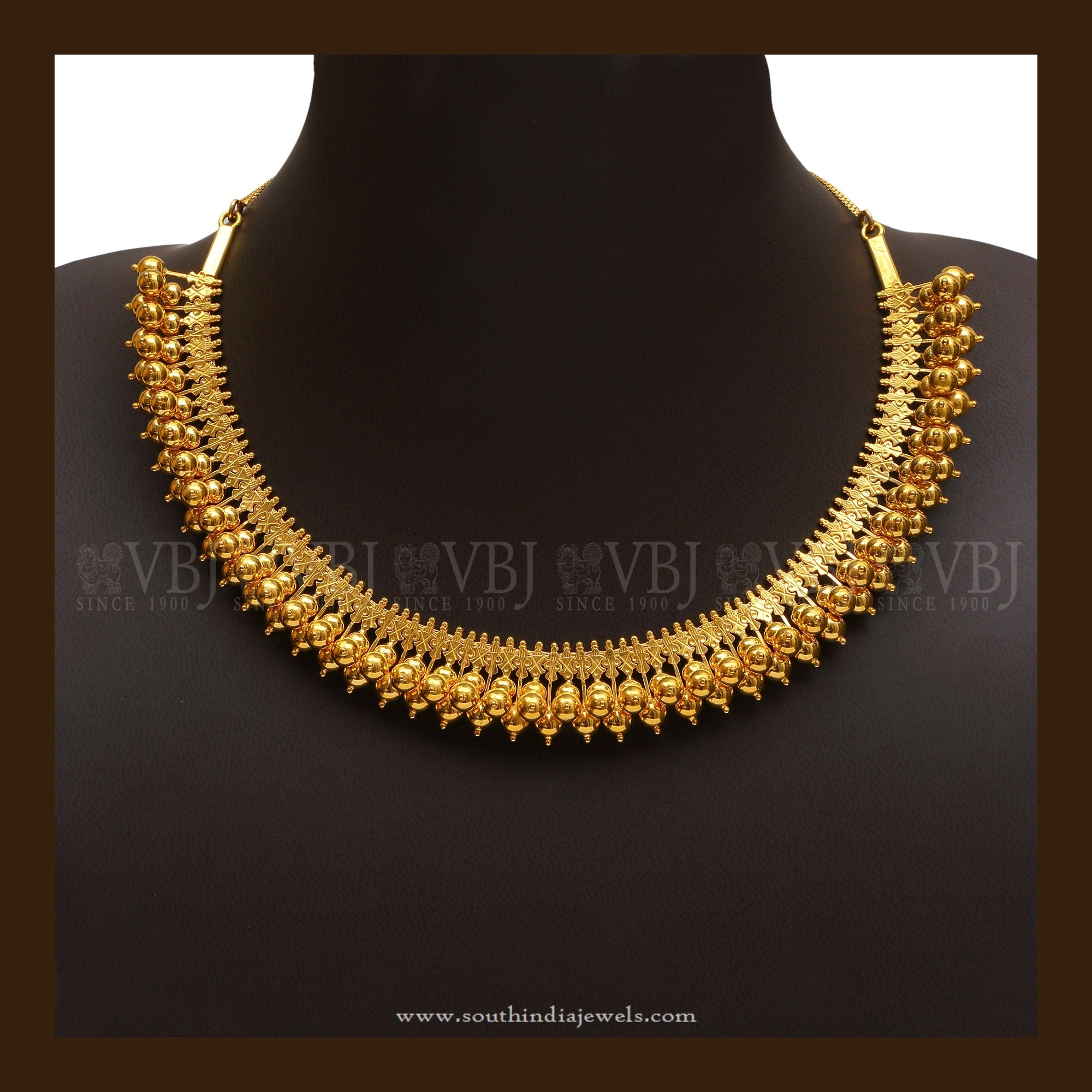 Best Of Latest Gold Necklace Designs Catalogue | Jewellry\'s Website