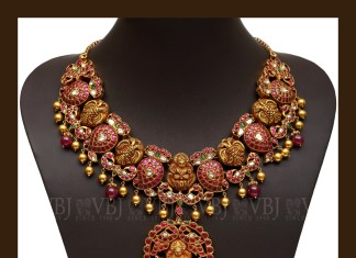 Traditional Gold Antique Jewellery Designs