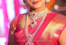 Bridal Diamond Jewellery Designs