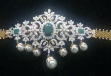 Diamond Arm Chain Design