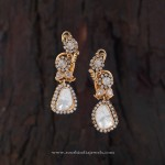Latest Gold Designer Earrings