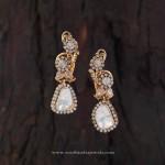 Latest Gold Designer Earrings
