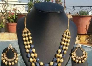 Hyderabadi Pearl Set
