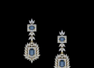 Latest Diamond Earrings Design