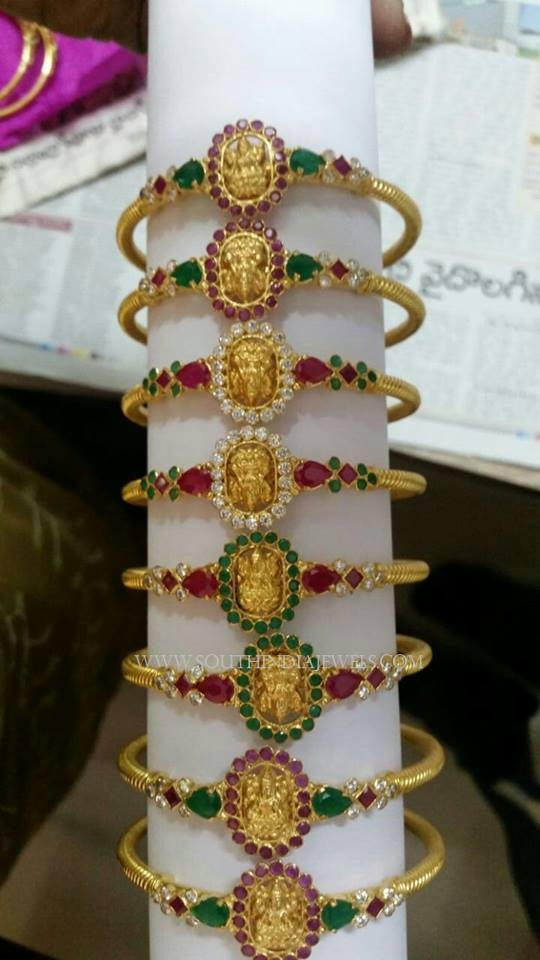 Light Weight Gold Temple Jewellery