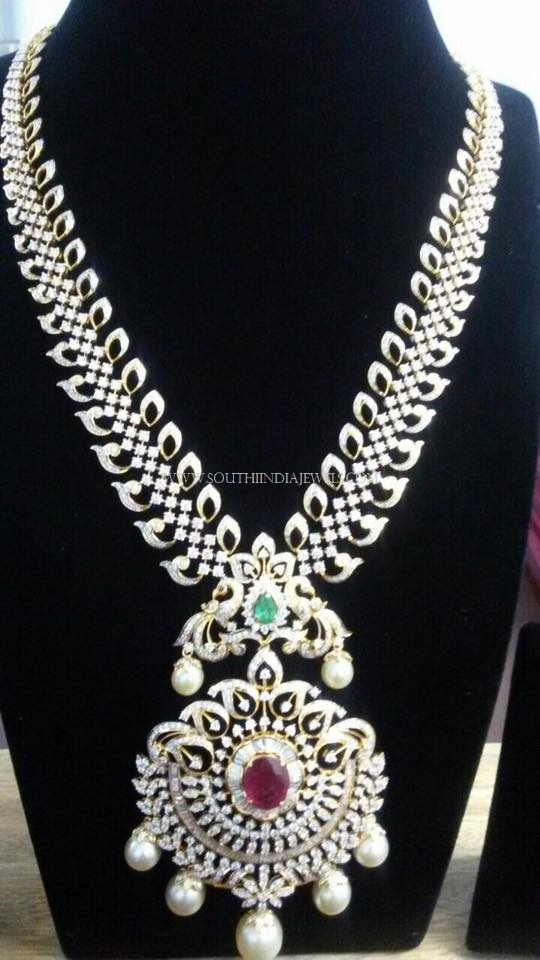 Medium Length Diamond Haram