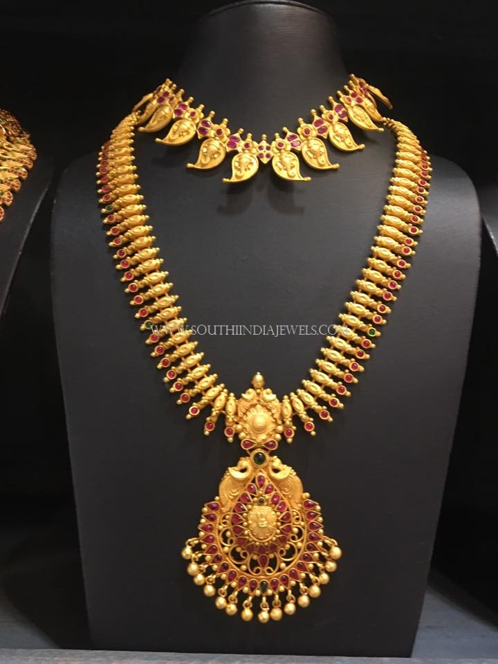 South Indian Bridal Jewellery Set South India Jewels