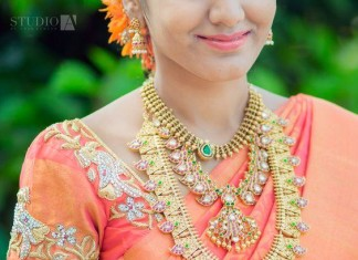 South Indian Wedding Jewellery Sets