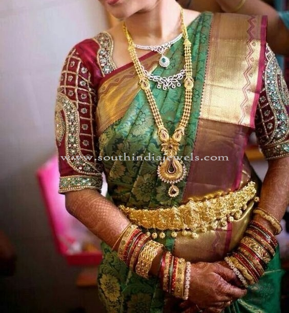 Wedding Jewellery gold