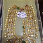 Wedding Jewellery – Grand Gold Necklace