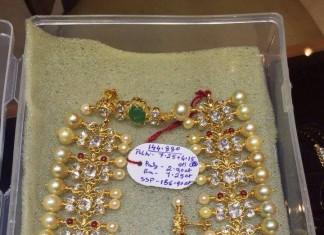 Wedding Jewellery Necklace