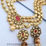 Artificial Heavy Bridal Jewellery Set