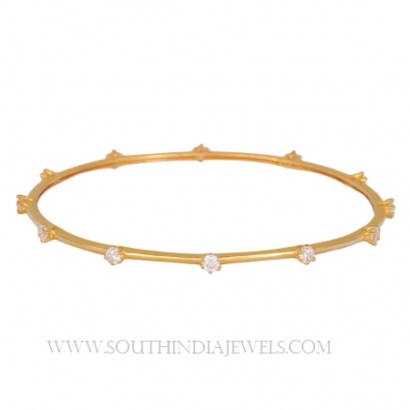Gold Bangles in 10 Grams