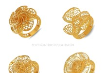 Gold Ring Design for Female Images
