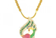 kalyan jewellers necklace designs with price