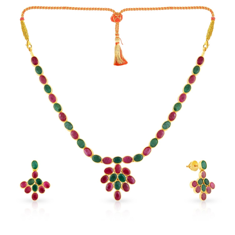 malabar gold necklace designs with price